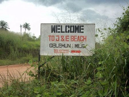 Gelehun is the village where we will expand the children's homes