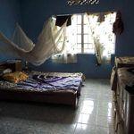 room number 3, the blue room