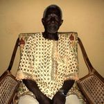 the patriarch who sold us the land in Gelehun