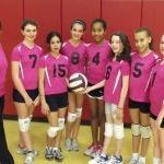 DC Volleyball Club - 13s Team