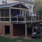 Trex Deck Screen Porch