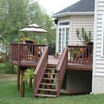 Trex Steps & Deck