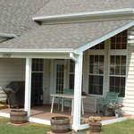 Porch & deck-Trex