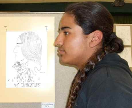 Aaron_with_his_caricature.jpg