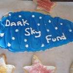 dark sky cookie