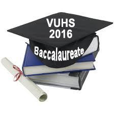 VUHS Baccalaureate Service