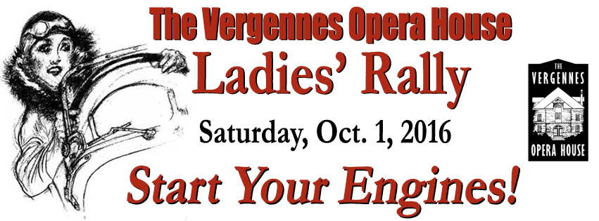 Ladies' Rally information and registration