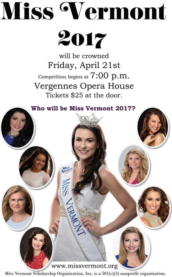 Miss Vermont 2017