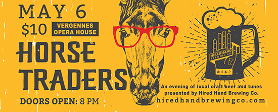 Horse Traders at the Vergennes Opera House