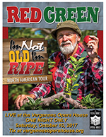 "Red Green's ""I'm Not Old I'm Ripe"" Tour"