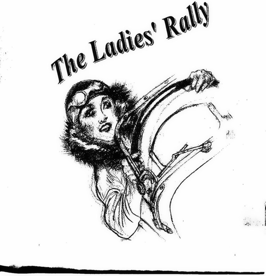 Sign up for the Ladies' Rally