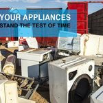 Your Appliances and Hard Water