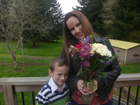 Braxton_and_Mommy_flowers.JPG