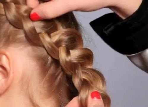 diy braids from crowns to fishtails easy stepbystep hair braiding instructions