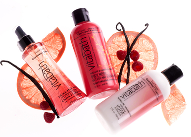 Vitabath Grapefruit Vanilla Body Lotion and Body Wash Review ...