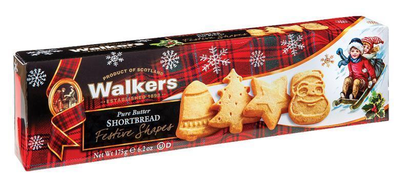 Make Christmas Cookie Decorating Easy With Walkers Shortbread