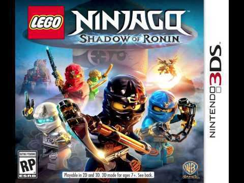LEGO Ninjago: Shadow of Ronin 3DS Game Review - Beautiful