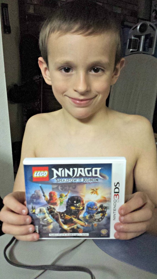 LEGO Ninjago: Shadow of Ronin 3DS Game Review - Beautiful Mommies