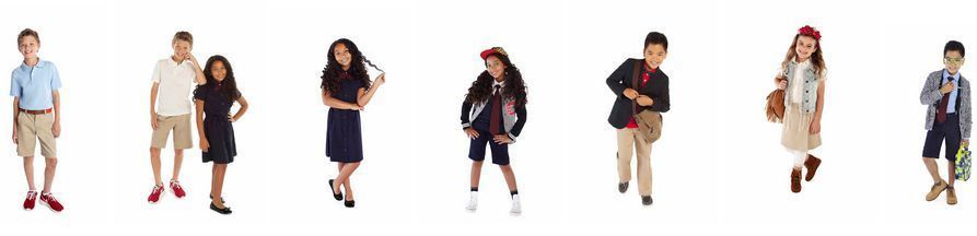 Express Yourself With Cherokee School Uniforms Beautiful Mommies