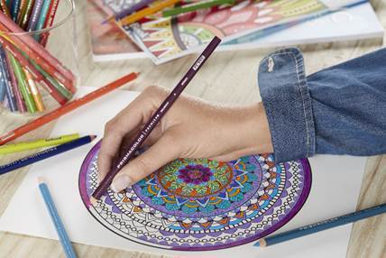 Experience The Benefits Of Adult Coloring With Prismacolor Tools Firsthand In Time For National Book Day I May Be A Grown Up But Still Love To