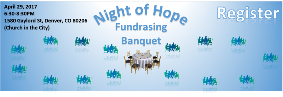 Night of Hope Fundraising Banquet