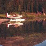 N8702Z Kakwa Lake Reflection.JPG