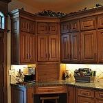Rift Cut Red Oak Raised Panel