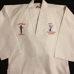 This Uniform must be worn for all student Gradings.