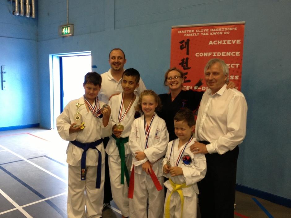 MCHF TKD Junior Championships