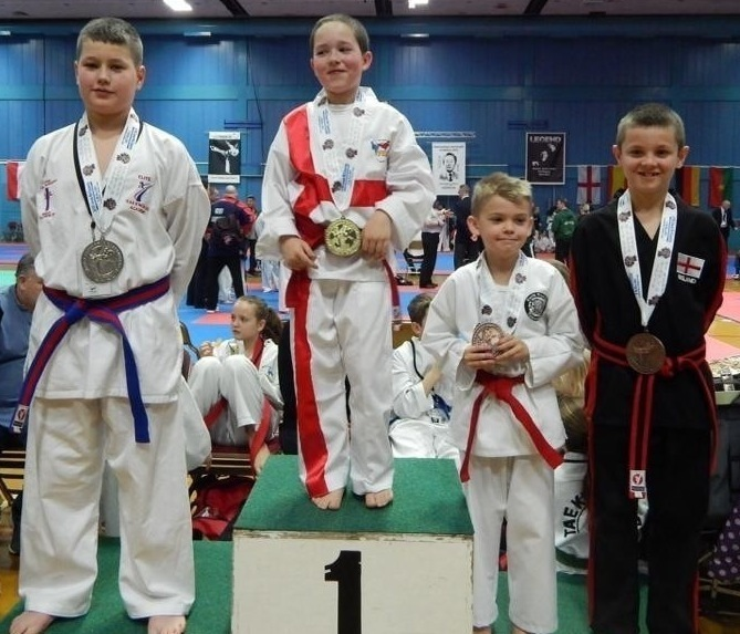 Joss Freeman World PUMA Championships Patterns Silver Medalist