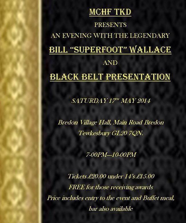 Evening With Bill Superfoot Wallace