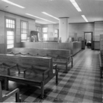 1946 Waiting room from north east corner