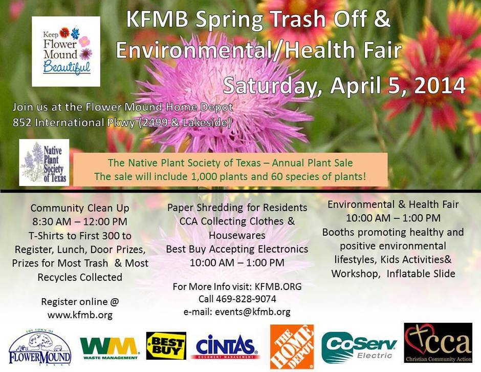KFMB 2014 Spring Trash Off & Evironmental/Health Fair