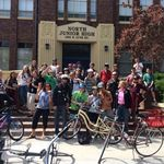 North_junior_high_bike_the_streets_day_2015