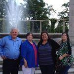 David and Sharon Gauthe with Maryal Mewherter and Heather Parfai