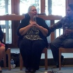 Patty Whitney talking about Environmental Justice