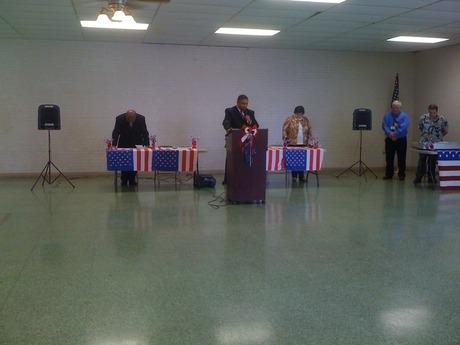 Prayer for Veterans