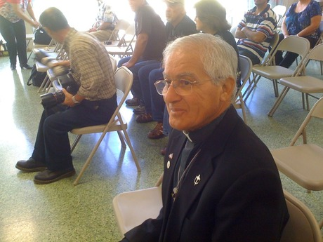 Father Roch Naquin