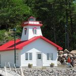 New Washroom Lighthouse - PaB Station
