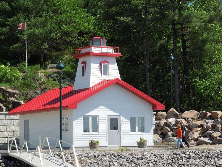 New Washroom Lighthouse - PaB Station