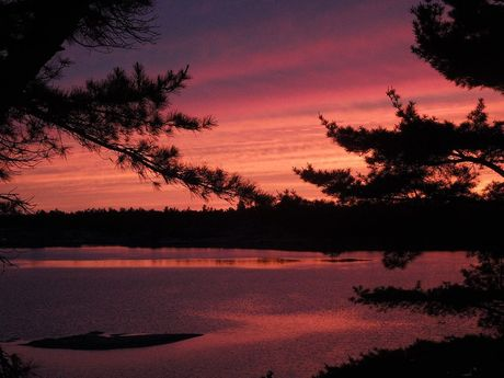 PaB Sunset - May 31, 2012