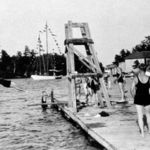 Ojibway Diving Board