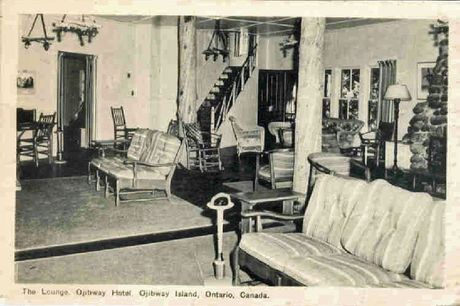 The Lounge Ojibway Hotel