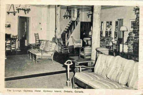 The Lounge Ojibway Hotel