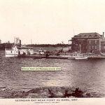 Bellevue Hotel and the Mazeppa - around 1910