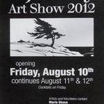 2012 Ojibway Club Art Show