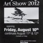 2012 Ojibway Club Art Show