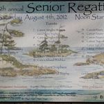 2012 Senior Regatta
