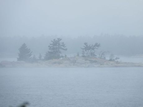 A little Foggy