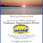 Payne Marine's Customer Appreciation Event